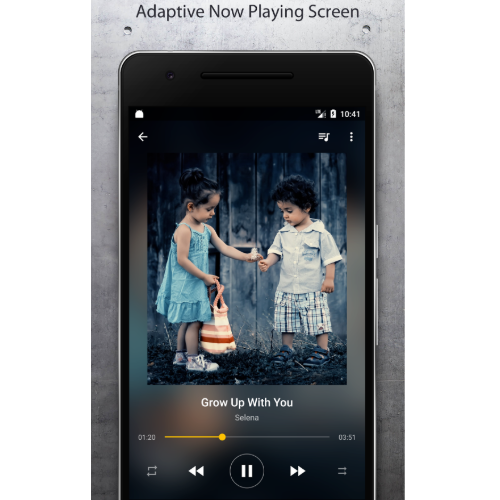 Fx Music Player Screenshot
